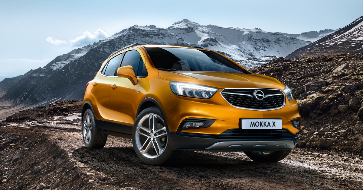 the new opel mokka x reasons to love the new opel mokka x. Black Bedroom Furniture Sets. Home Design Ideas